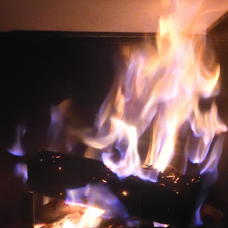ネスターマーティンRH43の燃焼動画