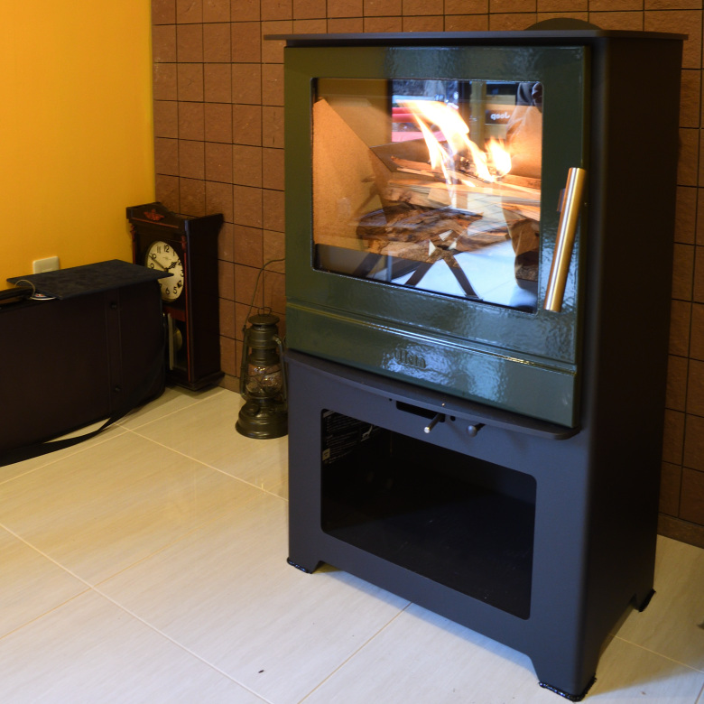 小型ストーブの暖房能力は?