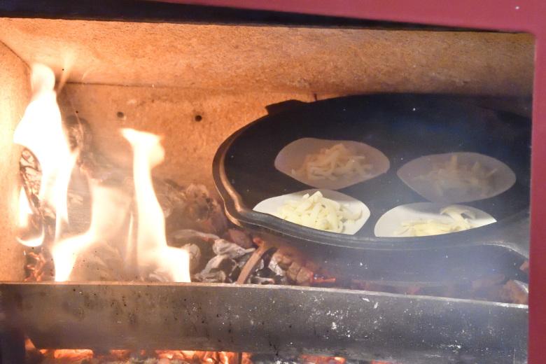 超お手軽炉内料理