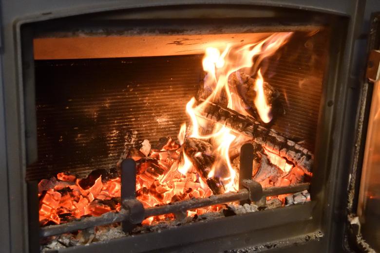 炉内調理は火力の見極めが重要
