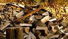 薪の作成スペースをご提供いたします